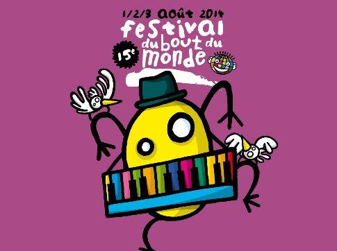 Festival du bout du monde 2014