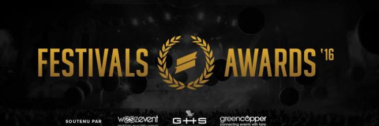 Festivals awards 2016
