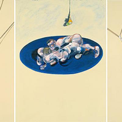 Francis Bacon Triptych, 1970 © Adagp, Paris 2019