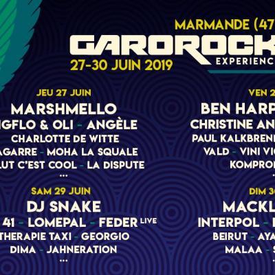 Garorock suite