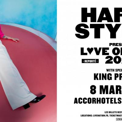 Harry style report