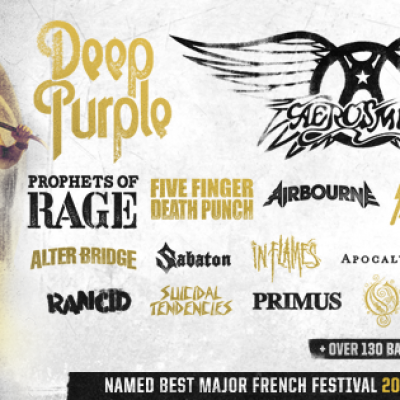 Hellfest open air festival2017