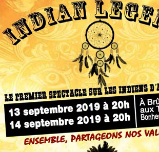 Indian legends 3886470435391934193