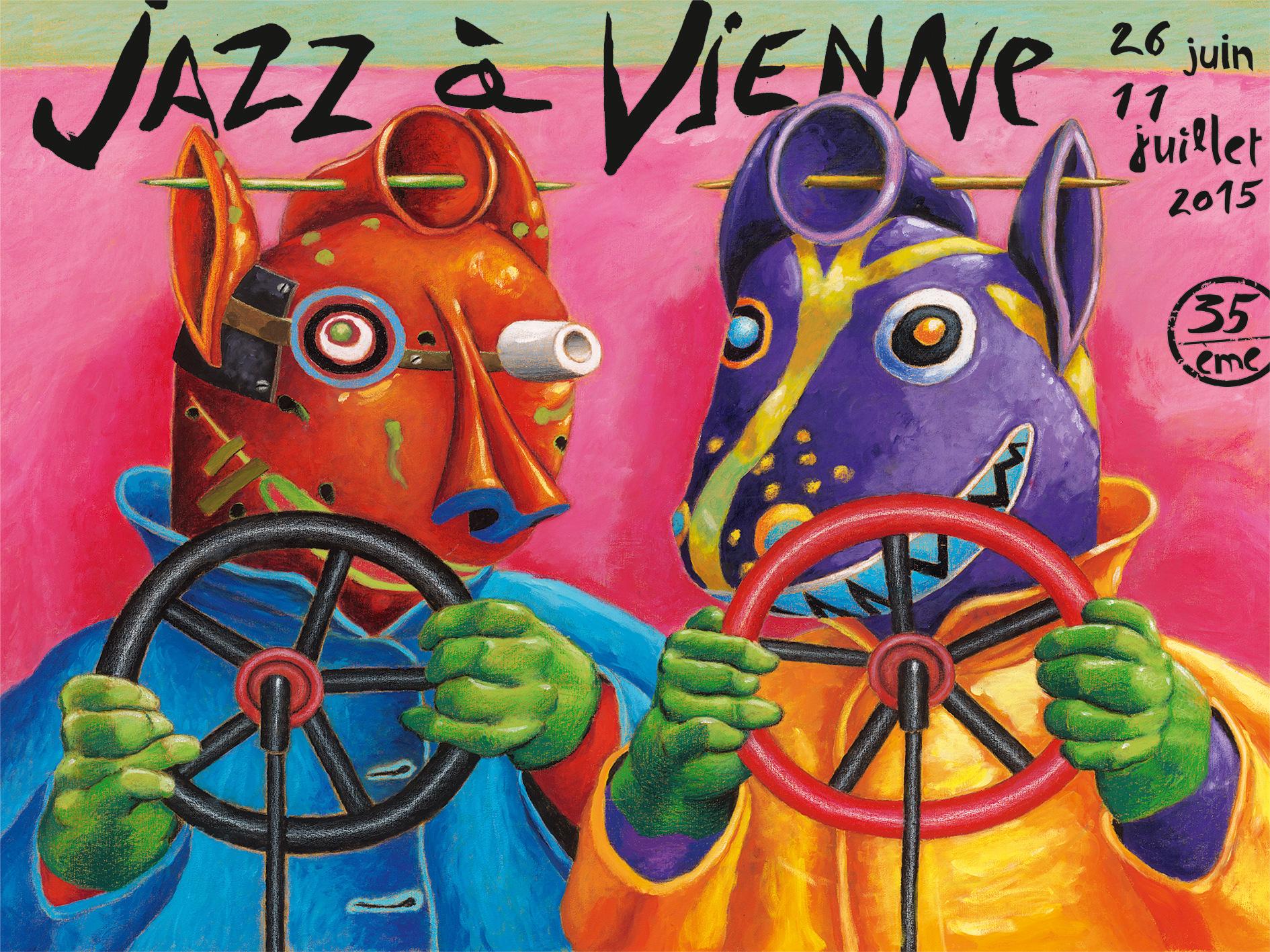 Jazzavienne 2015 affiche xl