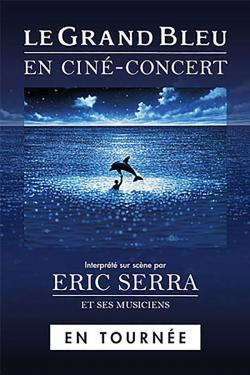 Le grand bleu en cine concert