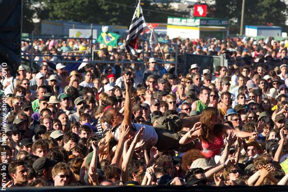Les festivals en bretagne 2011 shots