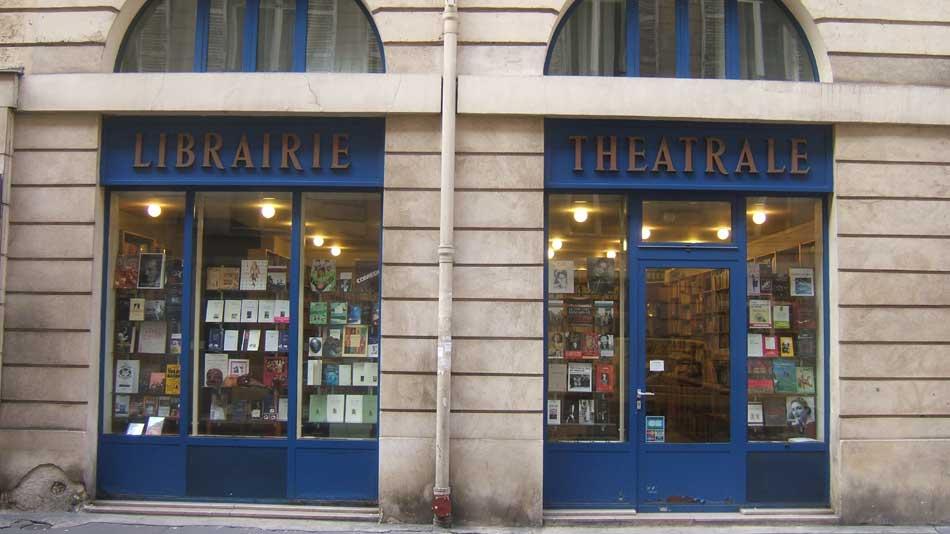 Librairie theatrale