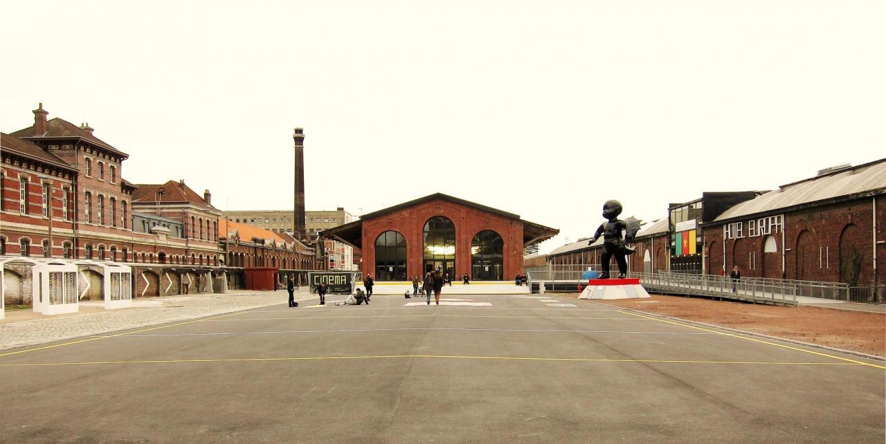 Gare Saint Sauveur Lille