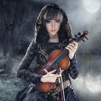 Lindsey stirling josh rossi 1