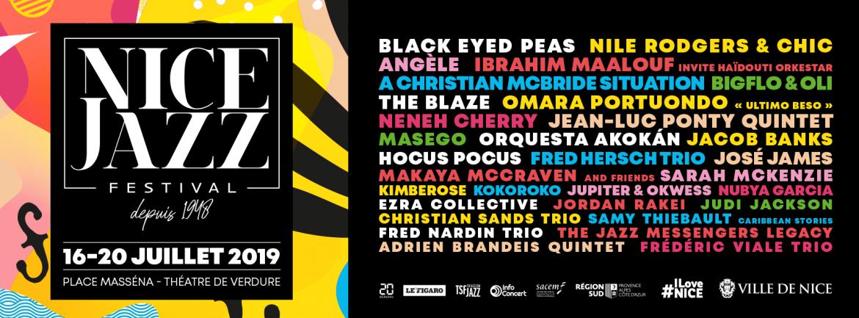 Nice jazz festival 2019 ban