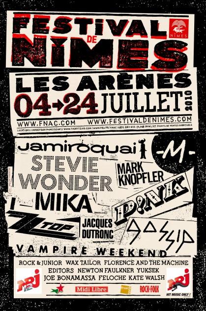 Nimes 2010