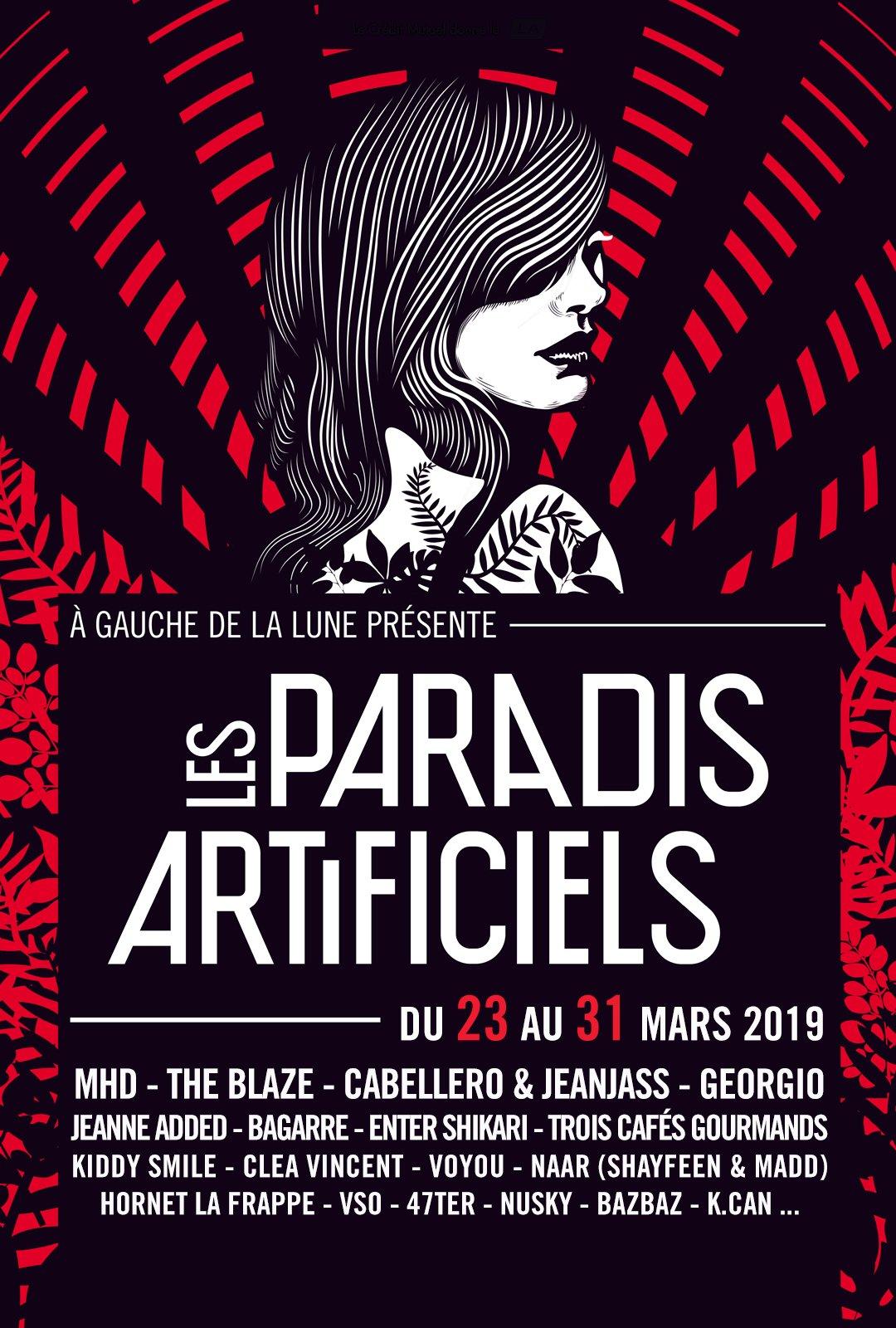 Paradis artificiels 2019