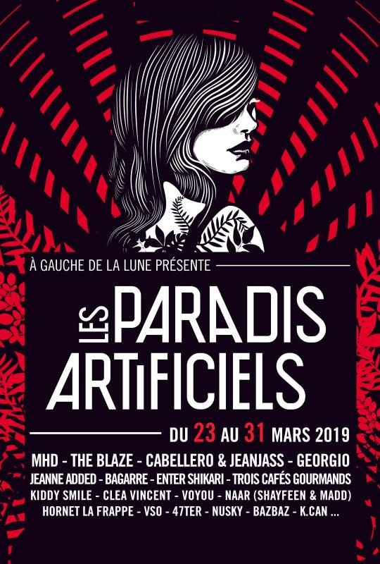 Paradis artificiels 2019