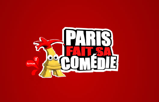 Paris fait sa comedie