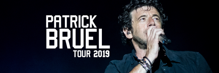 Patric bruel tour 2019