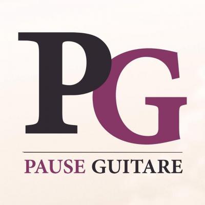 Pause guitare logo