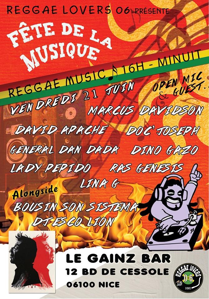 Reggae nice
