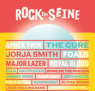 Rock en seine 2019 pass 3 j 4089251333705906419