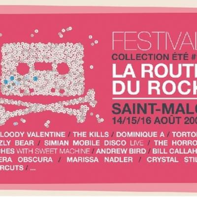 Route du rock saint malo s