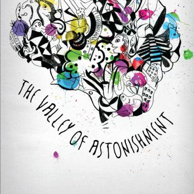 The valley of astonishment creative concept