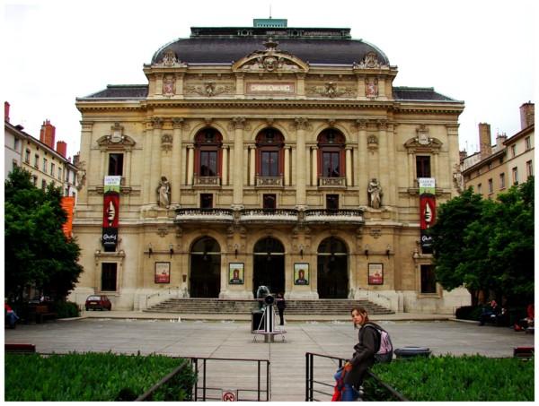 Theatre de celestins lyon