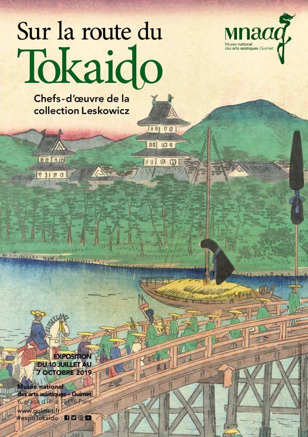 Tokaido affiche