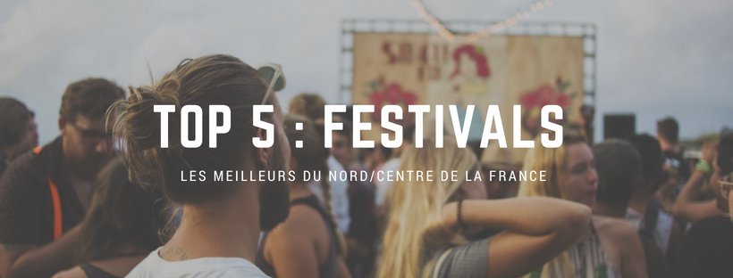Top 5 festivals 1
