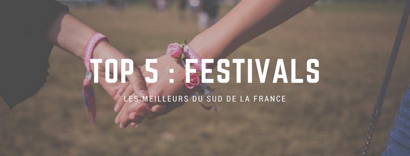 Top 5 festivals 3