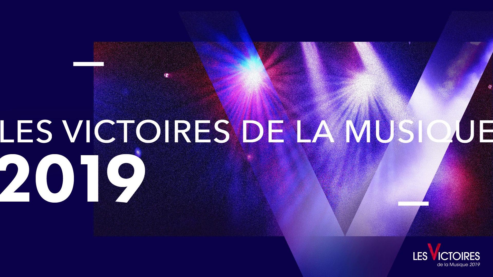 Victoires de la musique 2019