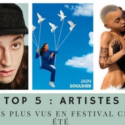 Visuel top 5 artistes 4