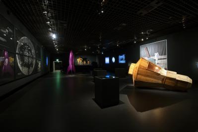 Vue de l exposition 1