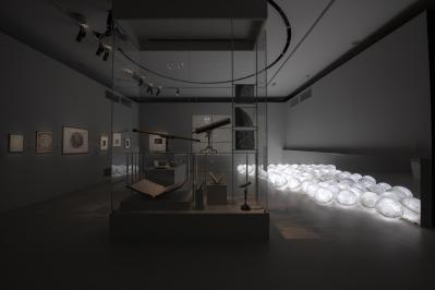 Vue de l exposition 4